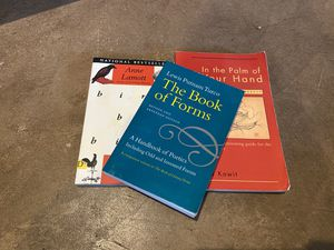 Poetry writing books for Sale in San Diego, CA