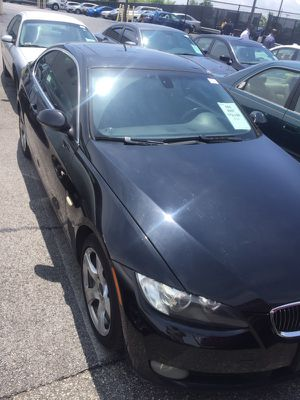 07 BMW 3 series coupe for Sale in Woodbridge, VA