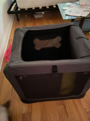 Dog crate new for Sale in Chicago, IL
