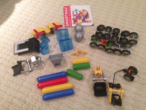 Smartmax Drive and Fly Magnetic Set and Power Vehicles Magnetic Set for Sale in Dublin, OH