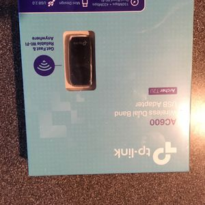 WiFi Adaptor $20 Brand New for Sale in Fairview, OR