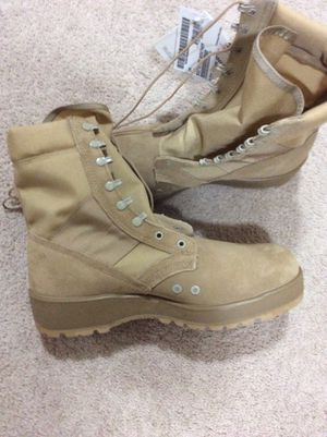 "NEW PAIR OF ROCKY COYOTE MEN'S 8"" HOT WEATHER ARMY COMBAT BOOT . SIZE - 13-N SPE1C1-17-D-1004 798 for Sale in Falls Church, VA"