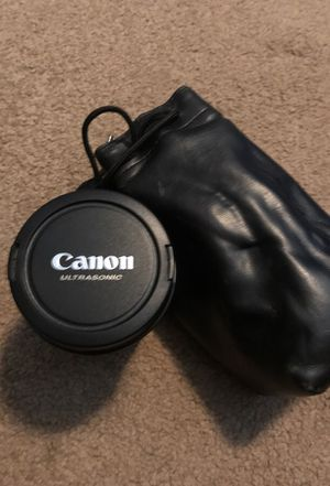 Canon EF-S 10-22mm f/3.5-4.5 USM Ultra-Wide Zoom Lens for Sale in San Diego, CA