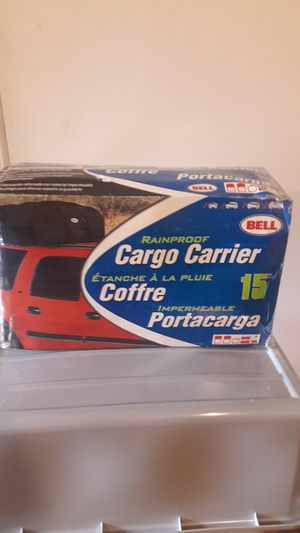Rainproof Cargo Carrier for Sale in Fairfax, VA