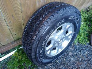 Jeep grand cherokee spare for Sale in Monroe, WA