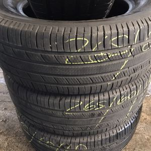Set Of Uses Tires MICHELIN 2656018 for Sale in Durham, NC