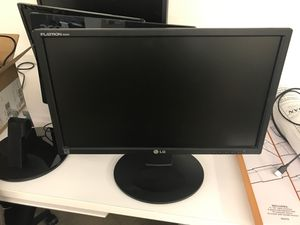 Lg monitor for Sale in Washington, DC