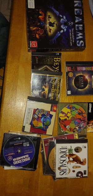 Old computer games for Sale in Sumner, WA
