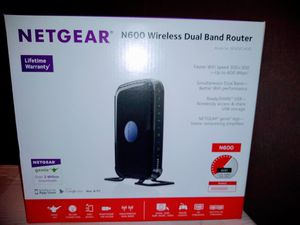 Netgear Dual Band Router for Sale in Louisville, TN