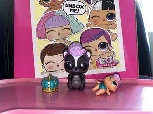 Lol surprise pet and lil sis set for Sale in Tempe, AZ