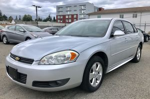 2010 Chevy Impala LT for Sale in Seattle, WA