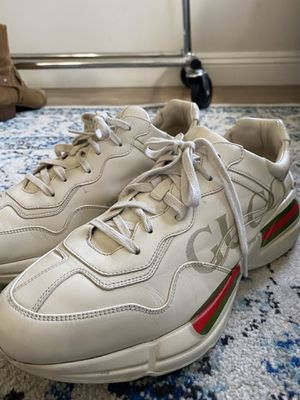 New Gucci men sneakers for Sale in Los Angeles, CA