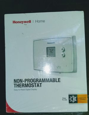 Honeywell non programmable home thermostat for Sale in Inman, SC