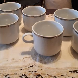 6 Vintage Cups Kahla, German Made for Sale in Miami, FL