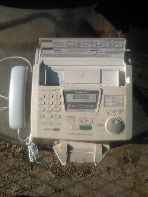 Panasonic plain paper fax machine for Sale in Washington, DC