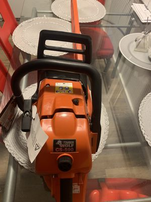 Echó chainsaw brand new never used for Sale in Riverview, FL