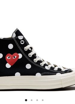 CDG converse for Sale in Durham,  NC