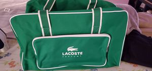 lacoste duffle bag for Sale in North Springfield, VA