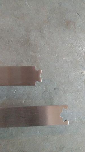 Stainless Steel Carbon Steel Modern Sliding Barn Door Hardware Track Rail Set for Sale in Fontana, CA