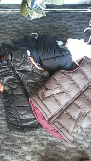 Womens/Girls Puffy Vests for Sale in Gaithersburg, MD