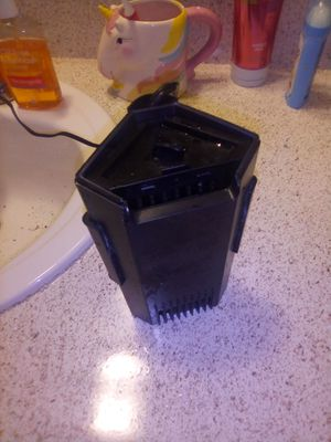GF-400 Aquarium Corner filter for Sale in ROWLAND HGHTS, CA