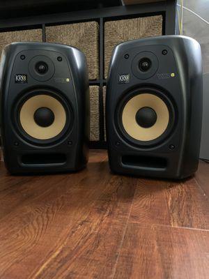 KRK VXT8 Studio Monitors for Sale in Miami, FL