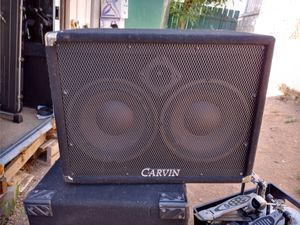 Carvin BR210 bass speaker. (Local only) for Sale in San Diego, CA