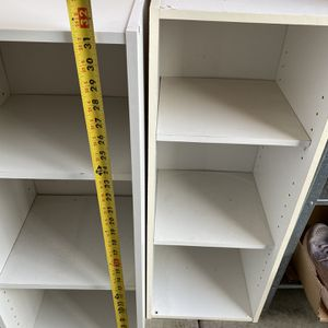White Shelves for Sale in San Jose, CA