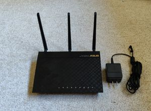 Asus Dual Band AC Gigabit Router for Sale in Antioch, CA