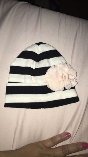 Chic Baby Girl Hat size 3M-24M for Sale in Aurora, IL