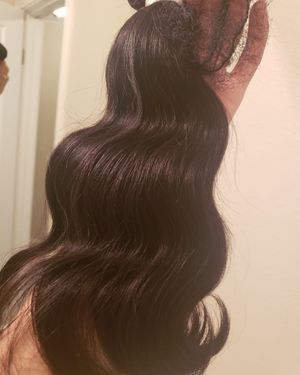 1 Bundle straight or bodywave 14-28in for Sale in Austin, TX