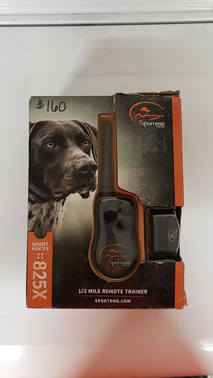 Dog training collar for Sale in Plant City, FL
