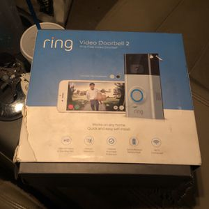 Ring Video Doorbell 2 for Sale in Fort Worth, TX