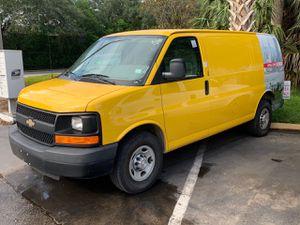 2014 Chevy Express Cargo Van $4900 for Sale in Sanford , FL