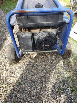 BT 5500 KOHLER GENERATOR (OLDER MODEL) for Sale in Fresno, CA