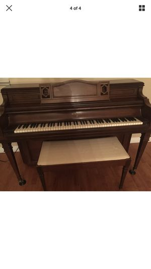 Wm Knabe and Co. Knabe upright piano for Sale in Lake Charles, LA
