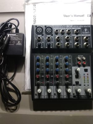 Behringer XENYX 802 for Sale in High Point, NC