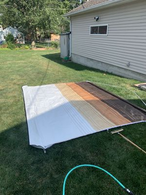 Awning for camper - bag style for Sale in Villa Park, IL