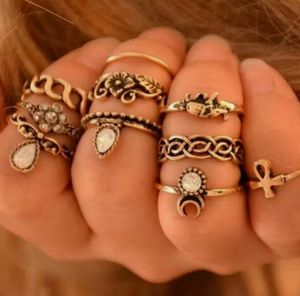 NWT 10 pc Knuckle Ring Set for Sale in Wichita, KS