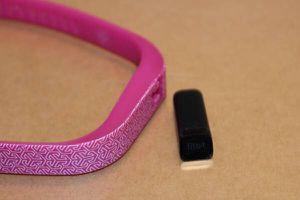 Tory Burch Fitbit Flex Wireless Activity Silicone Printed Bracelet L S for Sale in Alexandria, VA