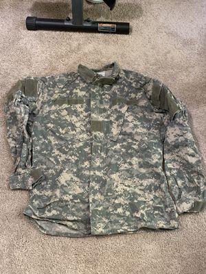 Digital Camo Army Gear (Acu pants, jacket, lbv etc) for Sale in Decatur, GA