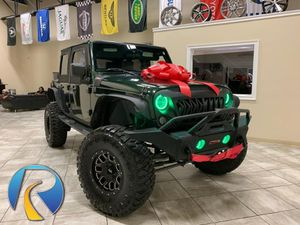 2010 Jeep Wrangler Unlimited for Sale in Roselle, IL
