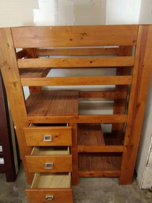 Bunk bed stairs for Sale in Belleville, IL