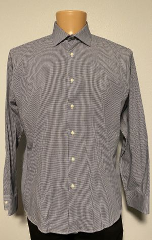 Dockers Fitted Long Sleeve Shirt Large for Sale in Tacoma, WA