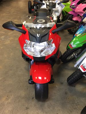 BMW motorcycle for kids for Sale in Houston, TX