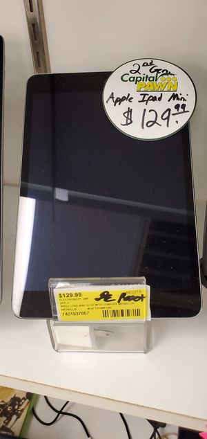 Apple iPad mini with charger for Sale in Jackson, MS