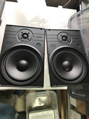 2 Niles Wall Speakers (1 Pair) for Sale in Harrisonburg, VA
