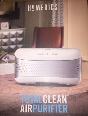 HOMEDICS- Total Clean Air Purifier for Sale in Beaumont, CA