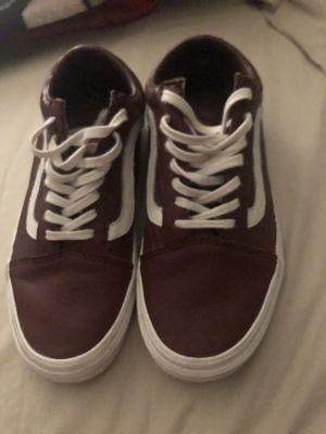 Size 6 vans for Sale in Suisun City, CA