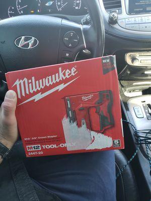 Milwaukee for Sale in San Jose, CA
